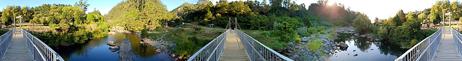 New Karangahake Bridge 360° 2021
