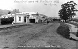 Looking East — Normanby Road, Paeroa, about 1912.
