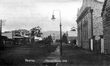 Paeroa - 1912. New County Chambers, old Fire Station