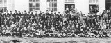 Paeroa School - About 1920. middle