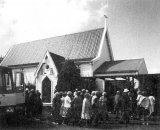 St Peters Anglican Church Katikati.
