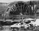 Famous Water Wheel - Waitekauri Battery
