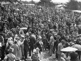 A 1930 meeting at the Paeroa Race Course