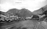 Karangahake railway yards c1911