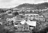 A general view of Waitekauri, c 1900