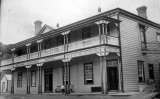 Hauraki Hotel moved from Waitekauri to Waikino in 1906