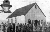 The opening of St. John's Tamatera Church