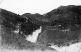 Karangahake before settlement (Thorp photo)