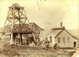 Waihi Silverton GM shaft 1897